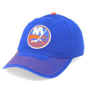 NHL Logo Fan Adjustable cap New York Islanders Blue