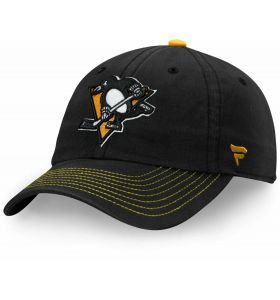 NHL Logo Adjustable cap Pittsburgh Penguins