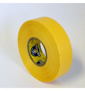 Howies stretch tape geel