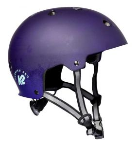 K2 Varsity Pro Helm Purple