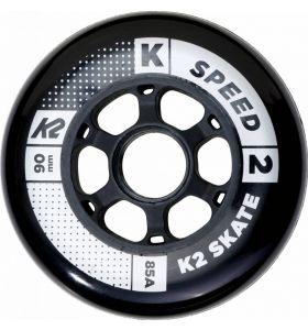 K2 90mm 82A performance wielen 4pack
