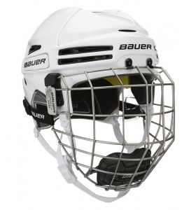 Bauer Re-akt 75 Combo White