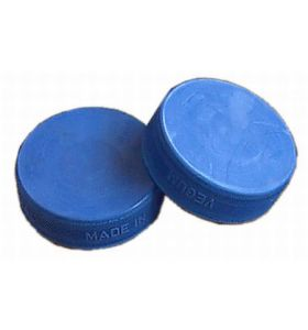 Official light puck blue
