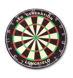 Dartbord 3rd Generation Bristol Longfield