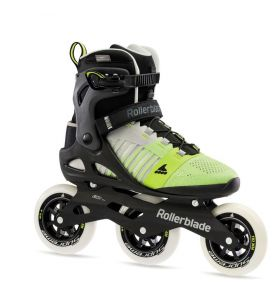 Rollerblade Macroblade 110 3WD Grey/Yellow
