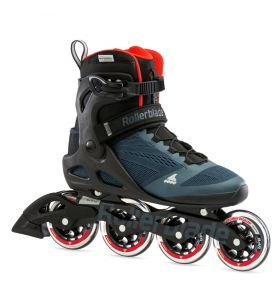 Rollerblade Macroblade 90 Orion blue Spicy Orange 21