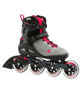 Rollerblade Macroblade 90 W neutral grey paradise pink 21