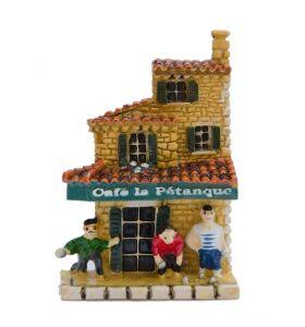 Obut Koelkastmagneet Café La Pétanque