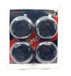Move Wheel 80mm 82A 4 Pack
