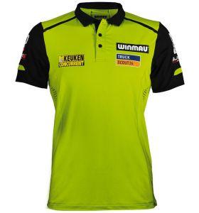 Michael van Gerwen Pro-Line Shirt Maat SR