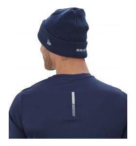 Bauer Team Knit Toque Hat Navy