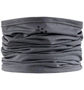 Craft Core Neck Tube Dark Grey Melange
