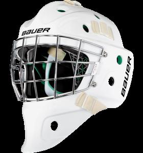 Bauer NME 4 Goalmask JR White