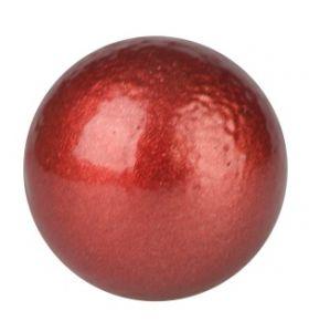 Obut But metallic opraapbaar met magneet rood
