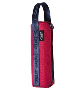 Obut Canvas Tas Rond - Rood