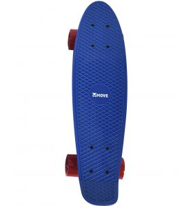 "Move Old School Retro Board 22"" Blue"