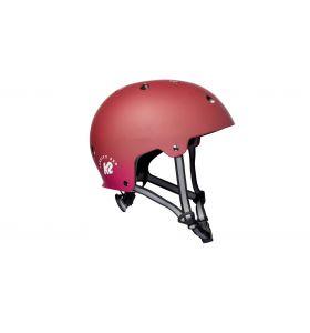 K2 Varsity Pro Helm Red