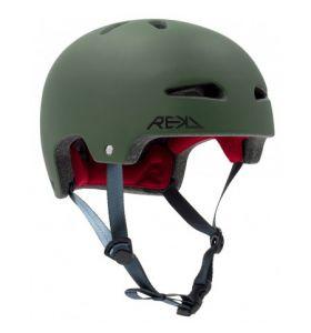 Rekd Ultralite Helm Green