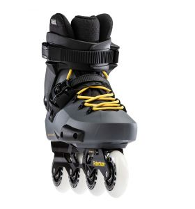 Rollerblade Twister Edge Antracite/Yellow