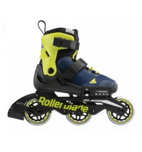 Rollerblade microblade 3WD black/lime