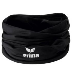 Erima Fleece Scarf Black One Size