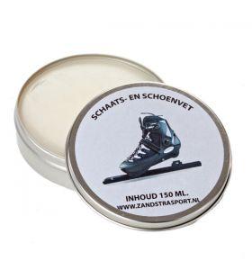 Zandstra schoen-schaatsvet
