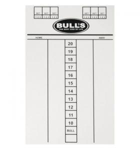 Bulls scorebord Budget 60X30 cm