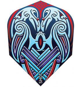 Viking Raven Blue Std