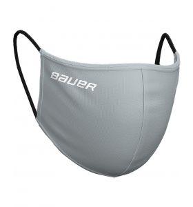 Bauer Facemask Silver/Camo