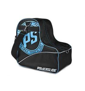 Powerslide Schaatstas Logo - Zwart/Blauw