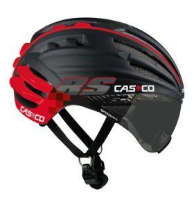Casco Speedairo Helm RS Black-Red