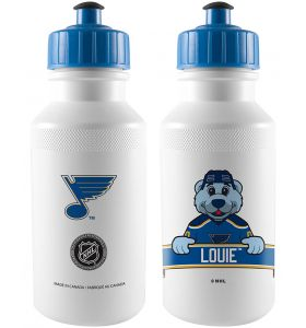 NHL Mascot Water Bottle 500ml STLouis