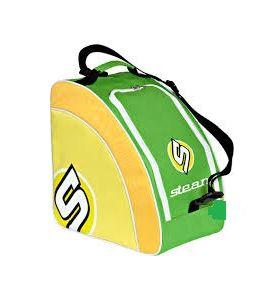 Stean Skatebag Green/Yellow
