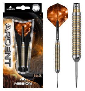 Mission Ardent Tungsten Look M1
