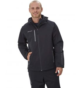 Bauer Supreme Lightweight Jacket Black SR