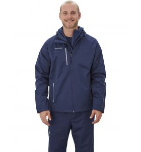 Bauer Supreme lightweight Jacket Navy SR