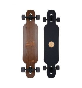 Tempish walnut longboard 39""