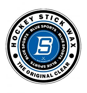 Blue Sports Tin Stick Wax Clear