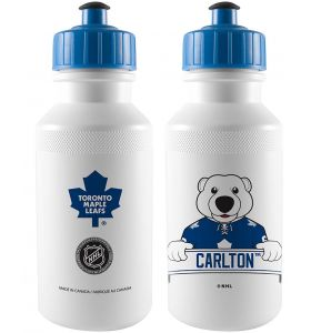 NHL Mascot Water Bottle 500ml Toronto