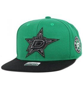 Two Tone Snapback Dallas Stars