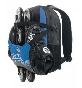Cado Motus Urban Flow gear rugtas zwart blauw