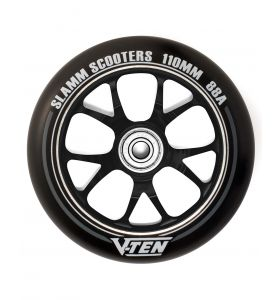 Slamm V-Ten II Wheel 110mm Black