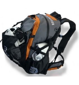 Cado Motus Waterflow Backpack Grey/Orange