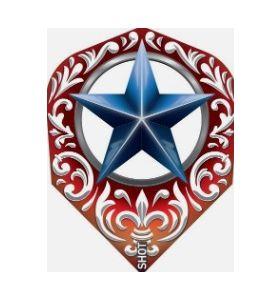 Shot Wild Frontier Trailblazer Blue Star 100 micron