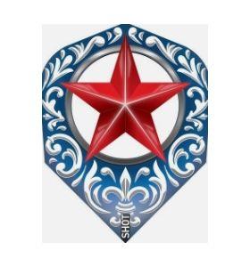 Shot Wild Frontier Trailblazer Red Star 100 micron
