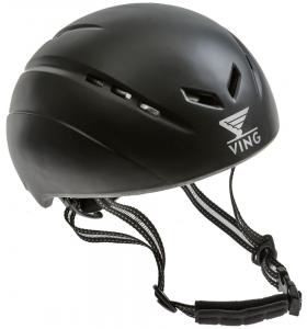 Zandstra Ving Helm Mat Zwart