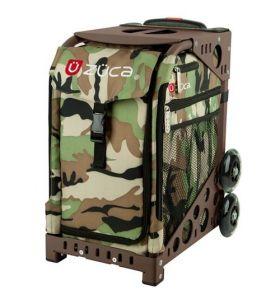 Zuca Insert Camouflage (alleen tas)