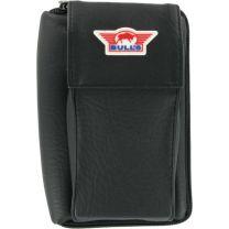 Bull's Unitas Handy case black leather