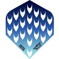 Bull's Powerflight Sharkskin blue
