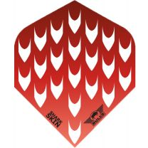 Bull's Powerflight Sharkskin red